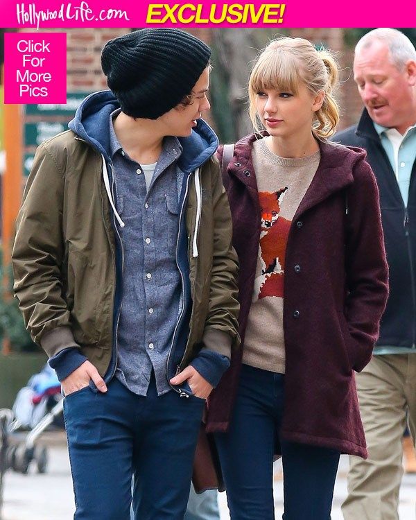 Top 10 Reasons Why Harry and Taylor Are The Most Fashion Forward Couple...Like Ever
