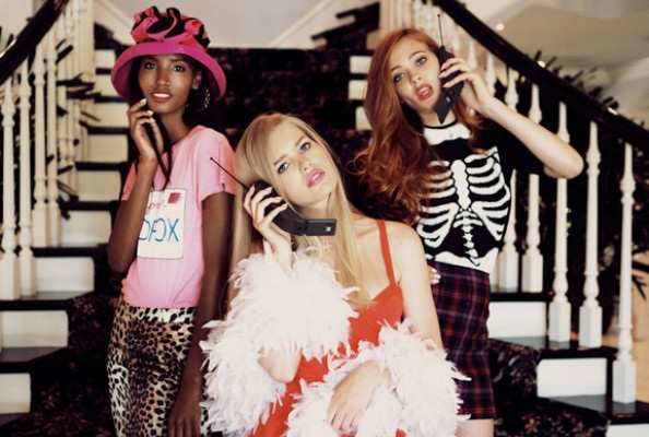 Yup, I'm totally buggin' over the inspiration for Wildfox's spring/ summer collection