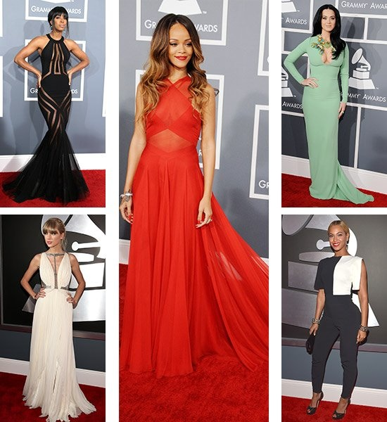 Grammy Recap: And The Award For Best Dressed Goes To...