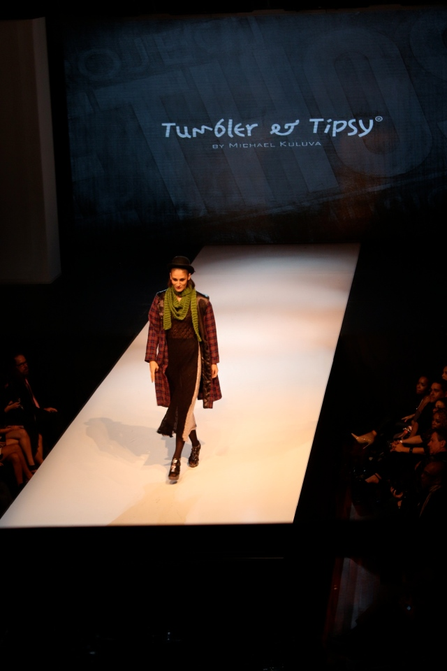 Tumbler and Tipsy for Project Ethos Event 2013