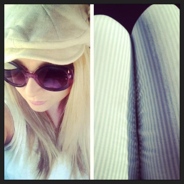 Trend Alert: Striped Jeans