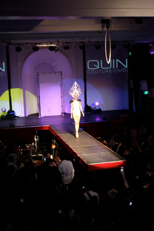 Quinn Couture Unici. Killed it. End of story.