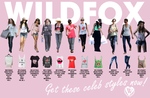 Got a feeling or emotion you need to share with the world. Wildfox has got all your crazy wildest dreams covered.