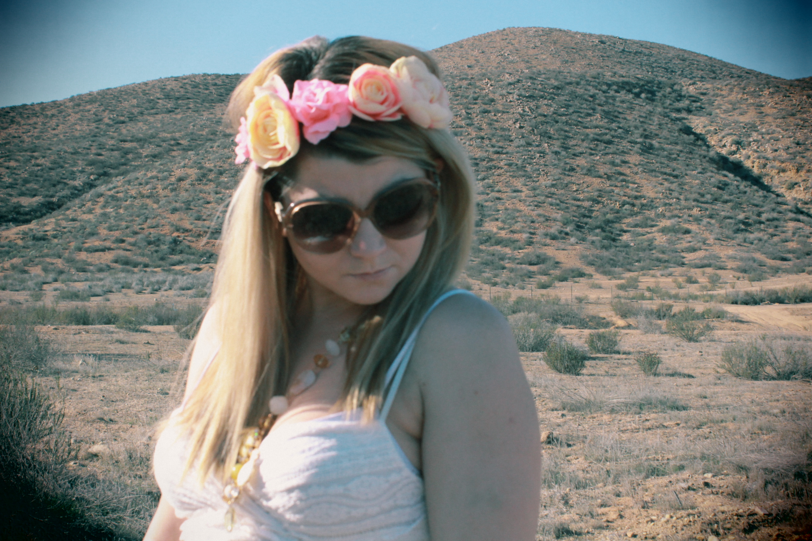 Spring just jess fashion growing up my ultimate goal was to own a flower crown i didnt even care if it was one of those imitation sparkly crowns with the ribbons flowing down from izmirmasajfo