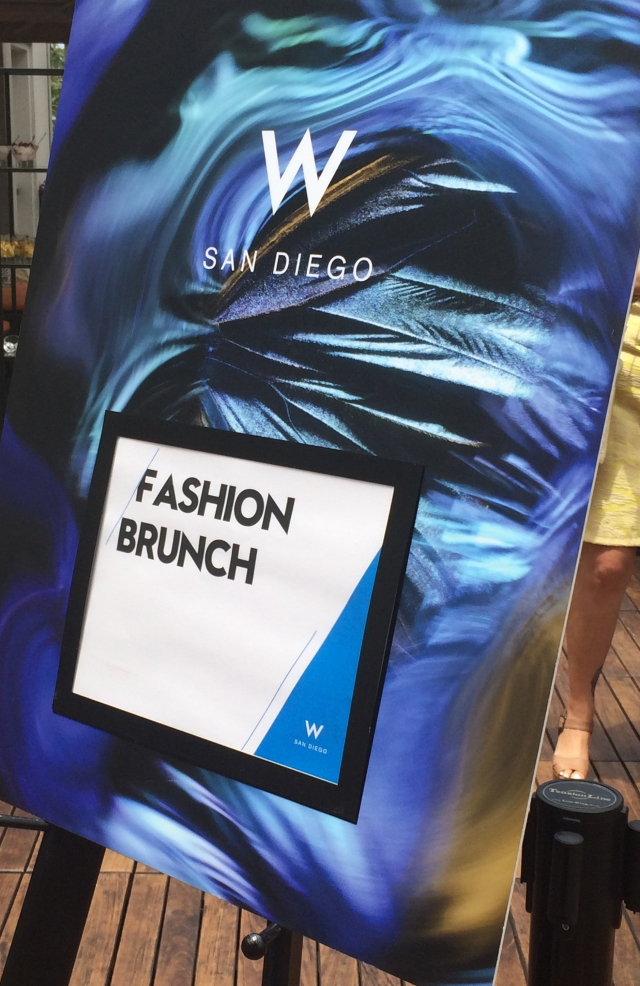 fashion brunch
