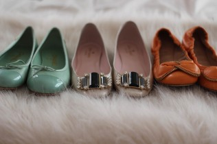 My favorite ballet flats for Spring!