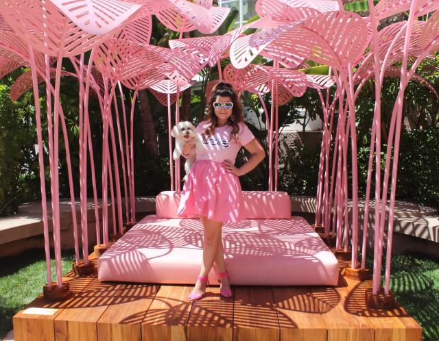 pink cabana (f)