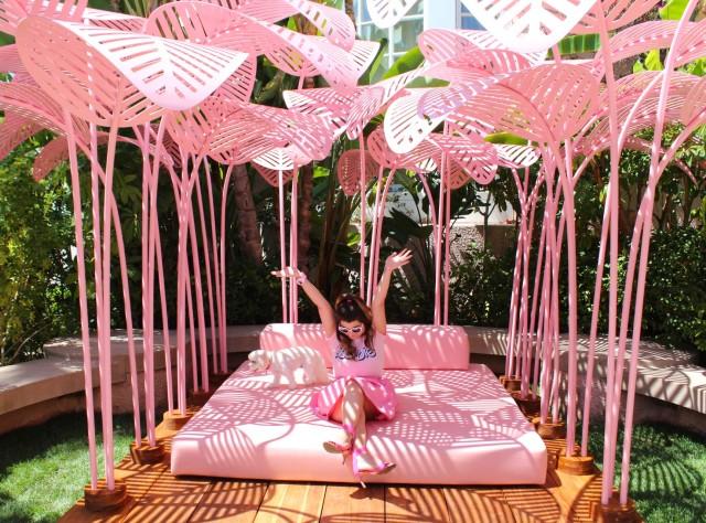 pink cabana (g)