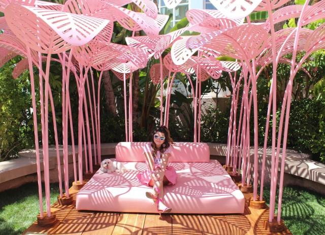 pink cabana (h)