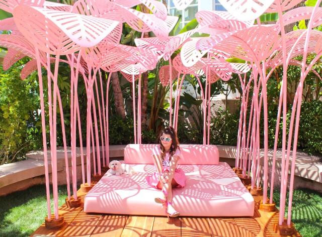 pink cabana (i)